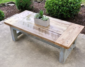 Farmboy 2 - Reclaimed solid oak farmers table