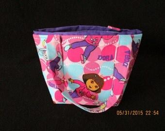 Little Girls' Dora Purse