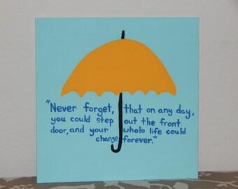 Yellow Umbrella (HIMYM)