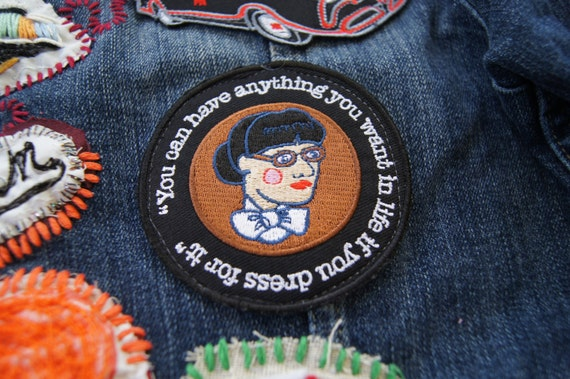Edith Head Patch