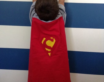Superchild Shirt & Cape
