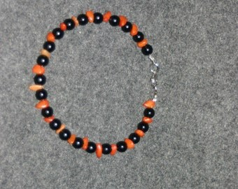 Halloween Themed Anklet