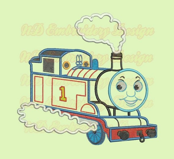 Thomas The Train Machine Embroidery Designs Wwwimagessurecom