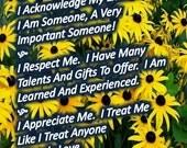 I Appreciate Me 1