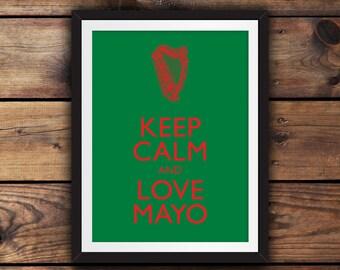 Keep Calm and Love Mayo