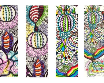 Set of Bookmarks - 4