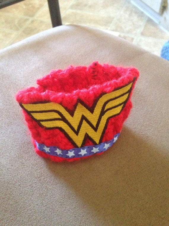 Wonder Woman Cuff Bracelet By EmmasNicNaks On Etsy
