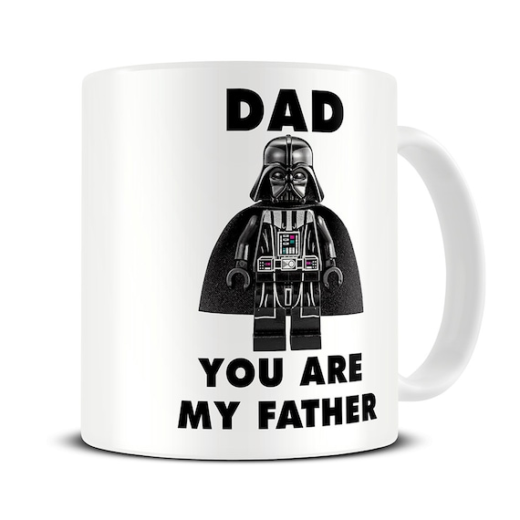 Dad You Are My Father Coffee Mug Gift For Dad By TheMugHermit