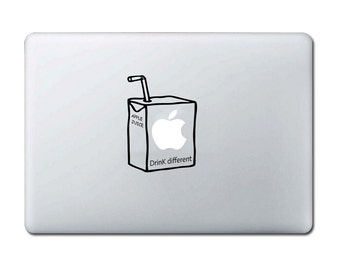 Apple Juice decal