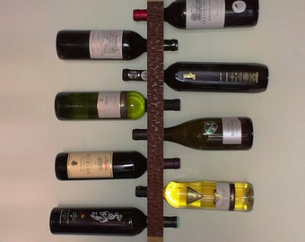 Wine shelf, Wooden Wine Holder, Wine Rack