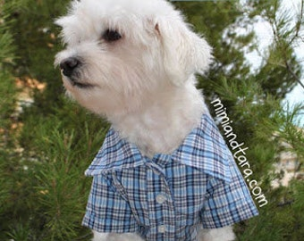 Dog Shirt Pattern size XXL, Sewing Pattern, Dog Clothes Pattern