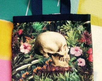 Jungle Tote Bag.