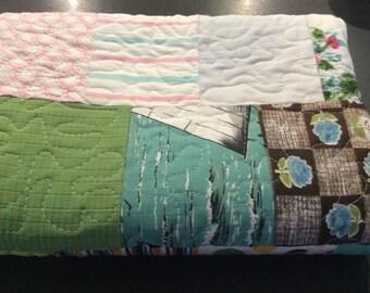 Swatch quilt