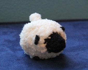 Amigurumi Sheep Plush