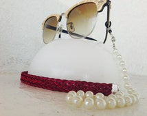 Sunglasses Pearl Holder , Glasses Holder , REF: 013.12.0 - By MAREZ