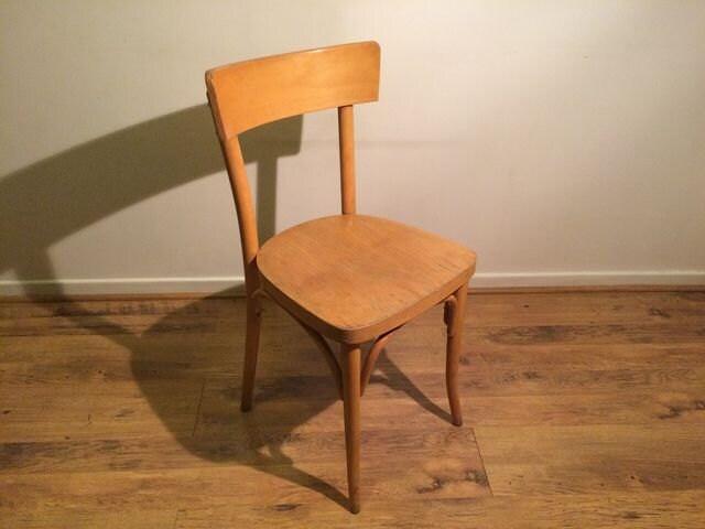 chaises bistrot thonet home design architecture. Black Bedroom Furniture Sets. Home Design Ideas
