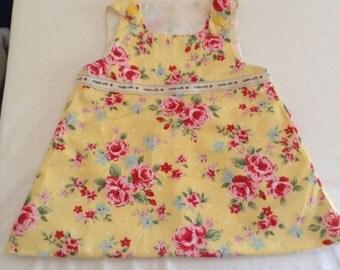 Vintage style baby dress