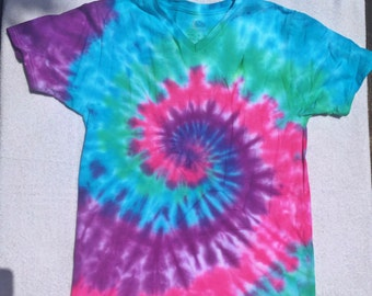 Spiral Tie Dye Tee *Any Colors*