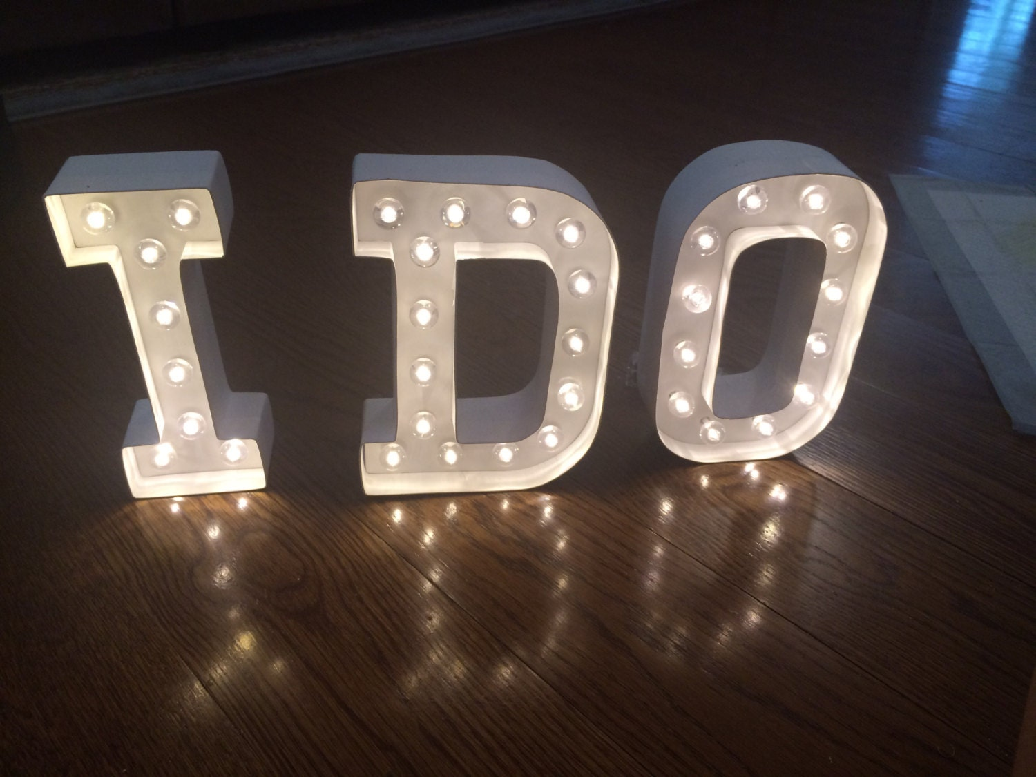 I do marquee light up letters wedding for Light up letters