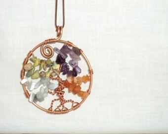 Four Seasons Necklace Pendant
