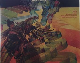 Tomita- Bolero Vintage Vinyl Electronic Album