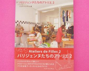 édition PAUMES - Ateliers Des Filles 2