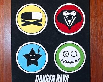 Danger Days Painting