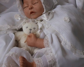Baby reborn doll Kim (mold Katelyn by Lorna Ours LE # 348/350)
