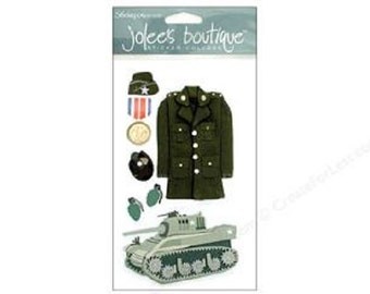 Jolee's Boutique - Army