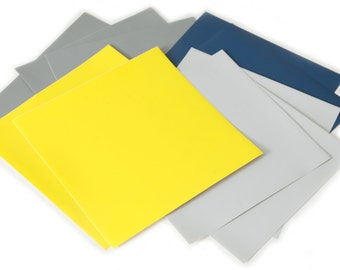 Items Similar To 12 X 12 In Matte Vinyl Adhesive Sheets
