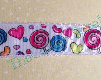 Sweet Treats Dog Collar (Lollies, Bon Bons, Toffee)