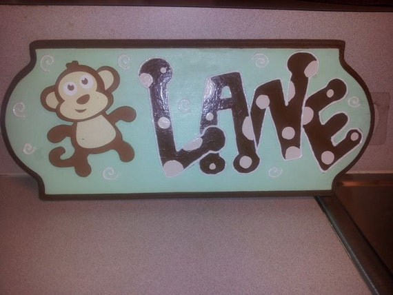 Baby Gift Name Plaque : Personalized baby name plaques by pillsandpaintbrushes on etsy