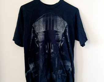 Mummy print t-shirt (M)