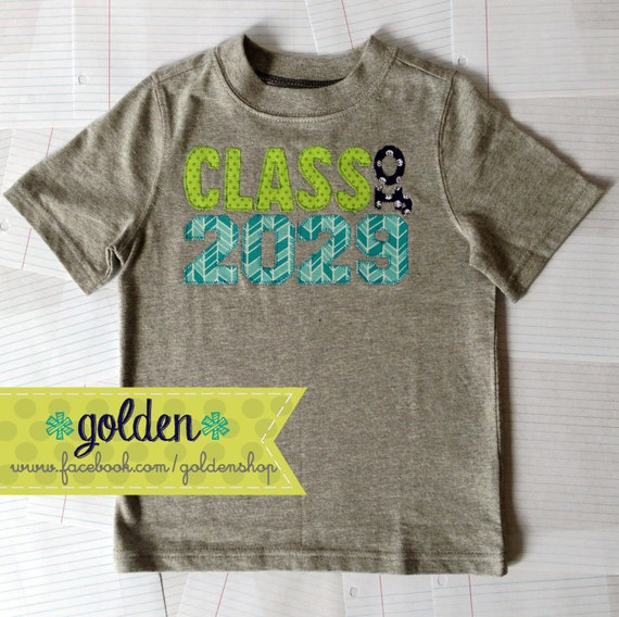 Class of... Back to School Tee