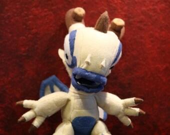 GrayCreature's Adamai the dragon from Wakfu
