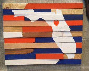 College Wall Hanging - University of Florida
