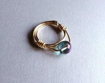 Aquarious Ring