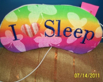 Sleep Masks-Assorted colors/styles