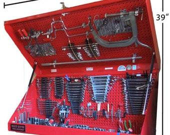 Supplemental Steel TopRider Toolbox