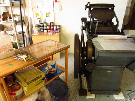 QYDJ-steelpetalpress-press