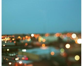 Nashville Photography - City Photograph - Nashville 1 - Fine Art - Abstract Art - Landscape Photography - Nashville Art - Oversized Art