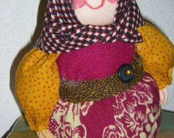 Babooshka Pincushion Doll-Oresya