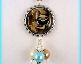 "Jasmine Becket Griffith  "" Scavengers ""  necklace"