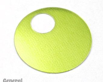 20mm Metallic Lime Paillette (250 Pcs) #3081