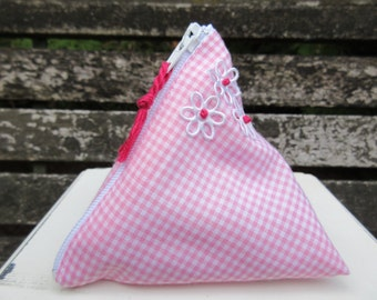 Pretty in Pink Pouch all money goes to breakthrough for breast cancer