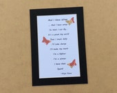 Positive Inspirational Motivational Poem