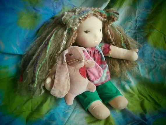 Waldorf Doll 14 - 15 Inch Custom