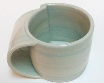 Ceramic Ribbon Mug II