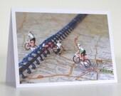047 - treacherous terrain - greeting card