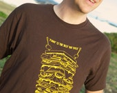 Today is the Best Day Ever Sandwich Tee Shirt Men's